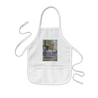 lake of desire kids apron