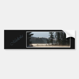Lake of Fog Bumper Sticker