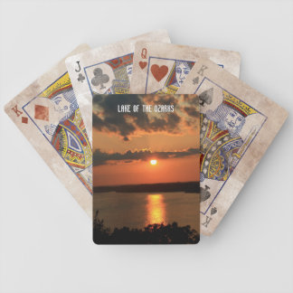 LAKE OF THE OZARKS PLAYING CARDS