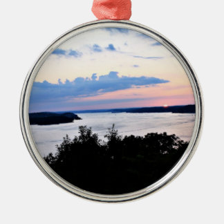 Lake Ozark Christmas Ornament