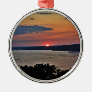 Lake Ozark Christmas Ornament
