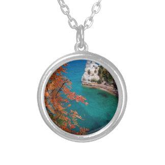 Lake Pictured Rocks Shore Superior Michigan Custom Jewelry