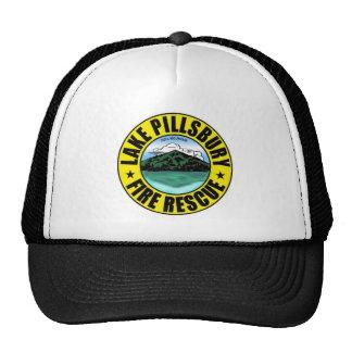 Lake Pillsbury Fire Rescue Hat