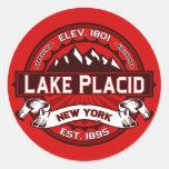 Lake Placid Logo Stickers