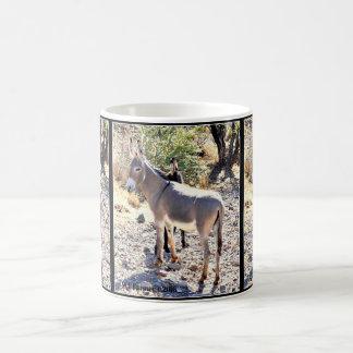 Lake Pleasant Donkey Classic Mug
