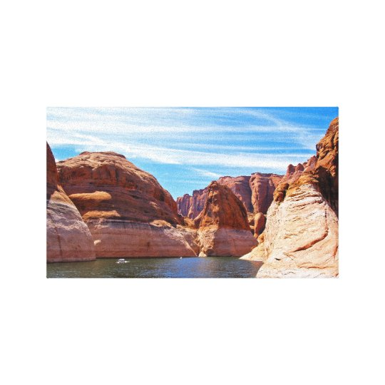 Lake Powell Canvas Print