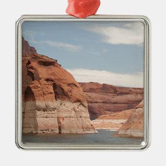 Lake Powell, Glen Canyon, Arizona, USA 3 Christmas Ornament