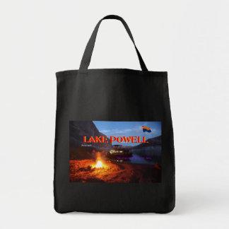 Lake Powell Glen Canyon Recreation Area Tote Bag