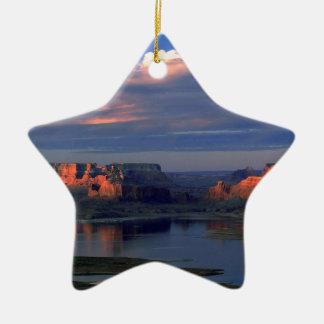 Lake Powell Utah Christmas Ornament