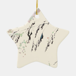 Lake Reeds - Cream and muted pastels Ornaments
