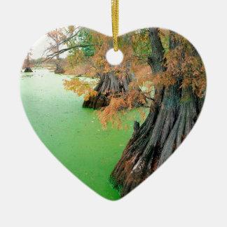 Lake Reelfoot Tennessee Christmas Ornament