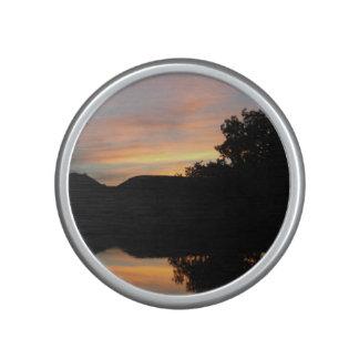 Lake Scott State Park Sunset Bumper Speaker