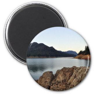 Lake Shasta Magnet