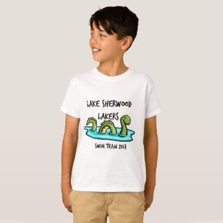 Lake Sherwood Kids T-shirt