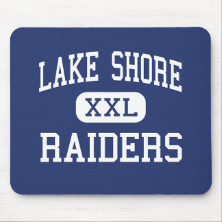 Lake Shore Raiders Middle Mequon Wisconsin Mousepads