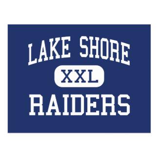 Lake Shore Raiders Middle Mequon Wisconsin Postcard