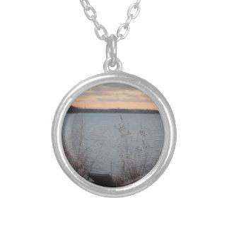 Lake Shore Sunset Necklace