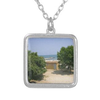 Lake Shores Getaway Custom Necklace