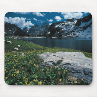Lake Solitude , Grand Teton National Park , Mouse Pad