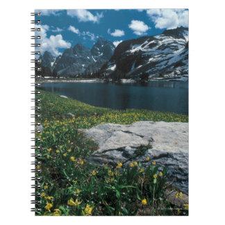 Lake Solitude , Grand Teton National Park , Notebooks
