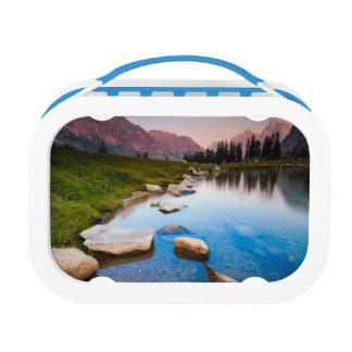 Lake Solitude Lunch Box