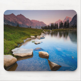 Lake Solitude Mouse Pad