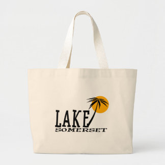 Lake Somerset Jumbo Tote Bag