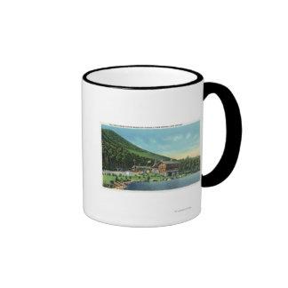 Lake Stevens View of the Toll House Ringer Mug