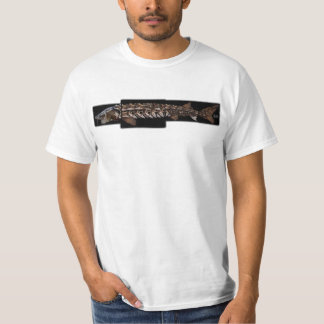 Lake Sturgeon - Acipenser fulvescens T-Shirt