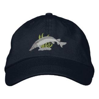 Lake Sturgeon Embroidered Hat
