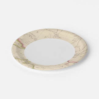 Lake Superior 7 Inch Paper Plate