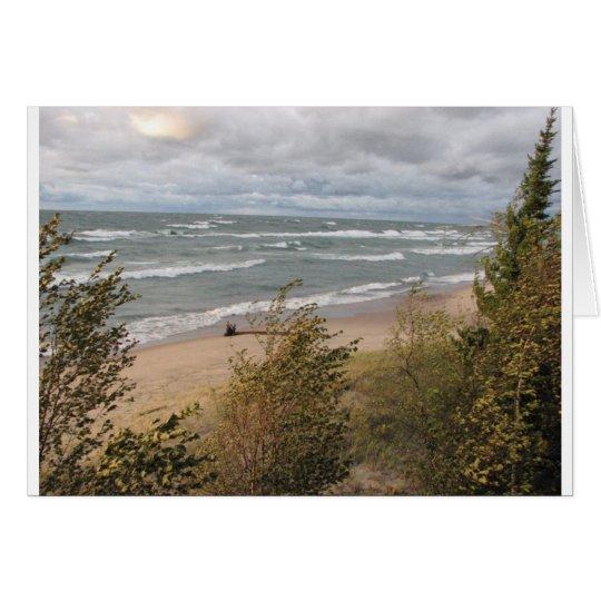 Lake Superior Card