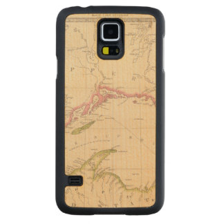 Lake Superior Carved Maple Galaxy S5 Case