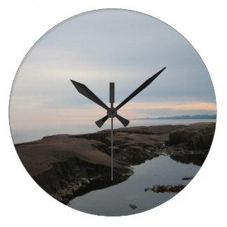 Lake Superior clock