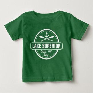Lake Superior, custom town, name, anchor, paddles Shirts