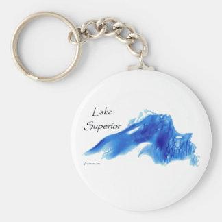 Lake Superior InDepth Key Ring