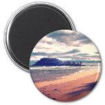 Lake Superior Island 6 Cm Round Magnet