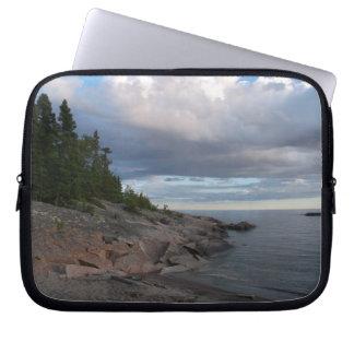 Lake Superior Laptop Sleeve