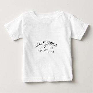 Lake Superior Map T Shirts
