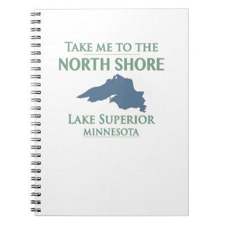 Lake Superior North Shore Note Book