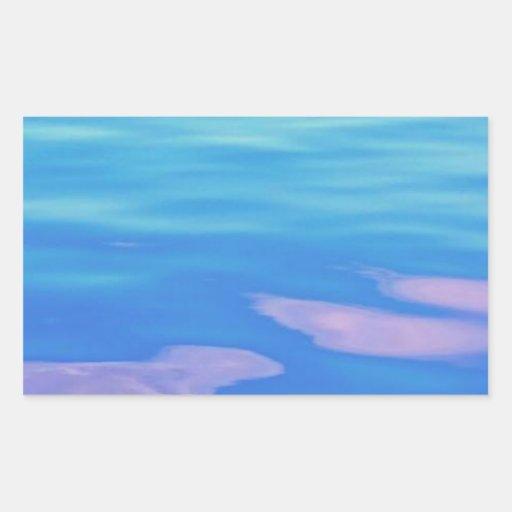 Lake Superior Reflection Stickers