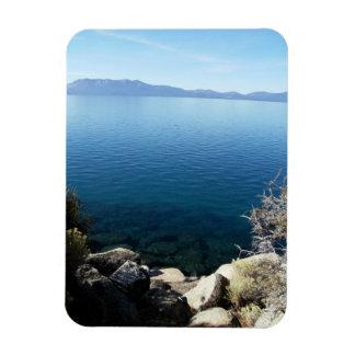 Lake Tahoe 5 Rectangular Photo Magnet