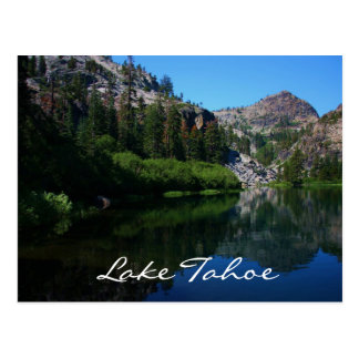Lake Tahoe California  Eagle Lake Postcard