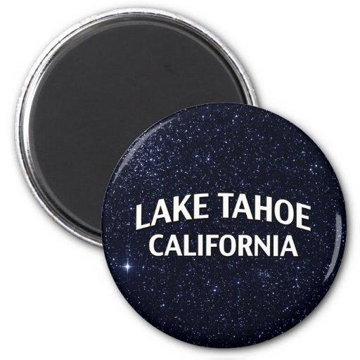 Lake Tahoe California Magnets