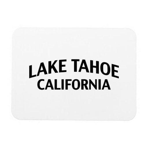 Lake Tahoe California Magnet