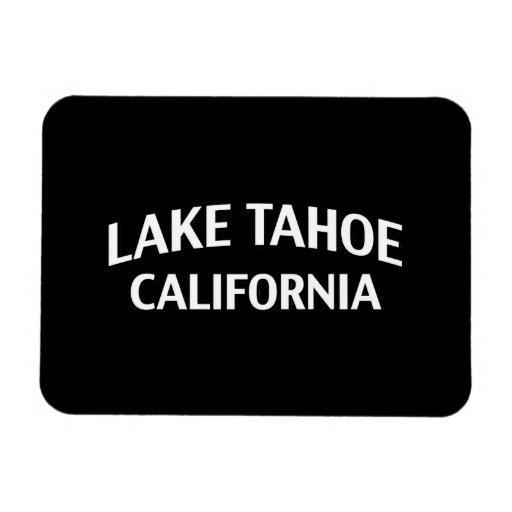 Lake Tahoe California Rectangular Magnet