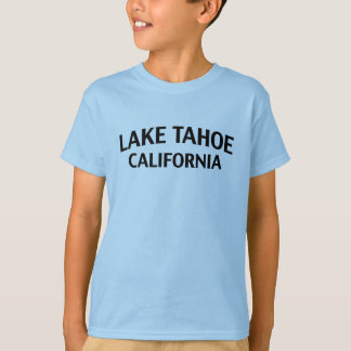 Lake Tahoe California T-Shirt
