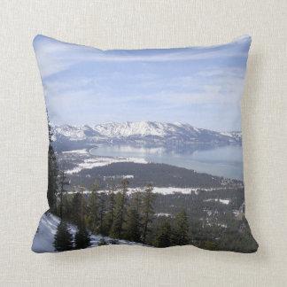 Lake Tahoe Cushion