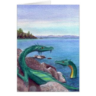 Lake Tahoe Dragons Card