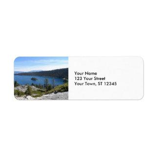 Lake Tahoe- Emerald Bay